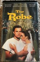 The Robe (VHS, 1953, COLOR) - Clamshell Case - Richard Burton and Jean Simmons