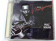 082333204225 Full House by Wes Montgomery (2001) FAST POST CD