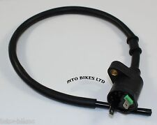 IGNITION COIL C/W HT SPARK PLUG LEAD FOR KYMCO SUPER 9 AIR COOLED & LC