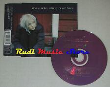 CD Singolo LENE MARLIN Sitting down here 1999 eu VIRGIN 724389604825 mc dvd (S1