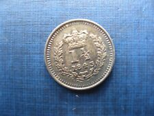More details for victoria threehalfpence 1843. nice grade,