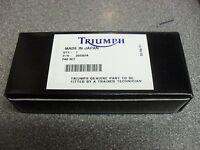 GENUINE TRIUMPH TIGER 800 XRx XCx XR XC XRT XCA REAR BRAKE PADS T2025016