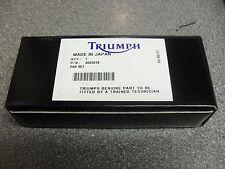 ORIGINAL TRIUMPH TIGER 800 XRX XCX XR XC XRT xca PASTILLAS DE FRENO TRASERO