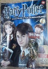 Harry Potter Schach DeAgostini Heft 48 Neu mit Figur