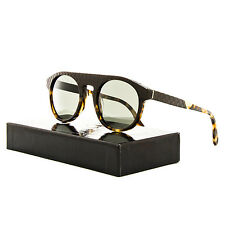 RETROSUPERFUTURE Racer Skins Sunglasses 3XK Brown Snake Skin Tortoise Havana NEW