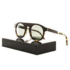 RETROSUPERFUTURE Racer Skins Sunglasses 3XK Brown Snake Skin Tortoise Havana NEW