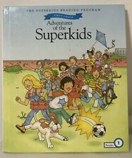 (GRADE # 1)—Adventures Of Super Kids, Great Condition: PERFECT TOP GIFTS!