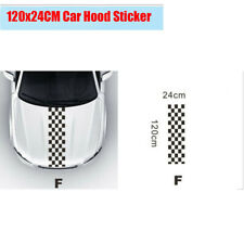 Racing Car Auto SUV Hood Engine Cover Vinyl Decal Decoration Sticker Waterproof