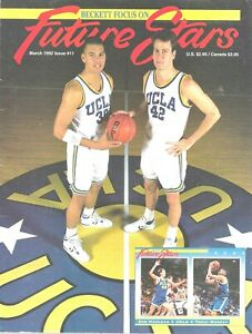 Beckett Future Stars Magazine March 1992 #11 Don MacLean Tracy Murray UCLA Shaq