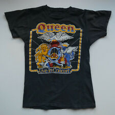 Queen 1978 vintage News of the World tour shirt Vg-Fine condition