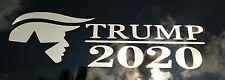 20 Donald Trump for President 2020 sticker GOLD