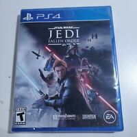 Star Wars Jedi: Fallen Order for PS4 Brand New Sealed for Playstation 4