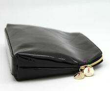 Yves Saint Laurent Black Mack up Bag Women Gift Bag YSL Makeup Bag New
