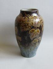 Keramis. Vase en grès modèle vigne vierge D 665, début XXe siècle