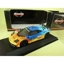 McLAREN F1 GTR N°25 FIA GT CHAMPIONSHIP 1997 MINICHAMPS 1:43 Abd