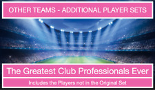 The Greatest Club Professional- Other Teams - Additional Player Cards