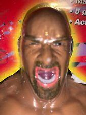 Goldberg Smash & Bash Wrestling Game Fear the Spear WCW WWE 1999 Model 08-008