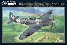 "SPECIAL HOBBY 1/72 Supermarine Spitfire Mk.22 ""HI-TECH"" # 72127"