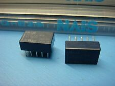 (1) AROMAT NAIS TQ2-L2-5V LOW PROFILE 2 FORM C DPDT 1A 5V 2 COIL LATCHING RELAY