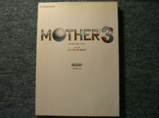 MOTHER 3 Perfect Guide Book Famitsu EarthBound 64/ GBA