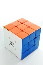 Dayan Zhanchi 50mm 3x3 Speed Cube Magic Puzzle Stickerless Educational Kids Toys