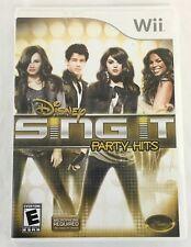 Disney Sing It: Party Hits (Nintendo Wii, 2010)