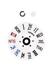 Seiko Day Wheel Disc for SKX007 SKX009 7S26 7S36 NH26 NH36 4R36