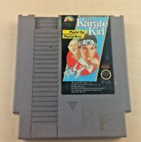 NES THE KARATE KID Nintendo Video Game Cartridge Only TESTED