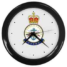 HM ARMED FORCES VETERAN WALL CLOCK ARMY RAF RETIRED SERVICEMAN ***GREAT ITEM***