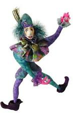 """Cloth Art Doll Pattern """"Odyssey"""" By Jacquie Lecuyer"""