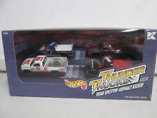 Hot Wheels Thunder Trucks Limited Edition 4 Pack
