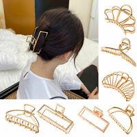 Elegant Women Hair Claw Clips Hair Band Barrette Crab Clamp Hair Accessories