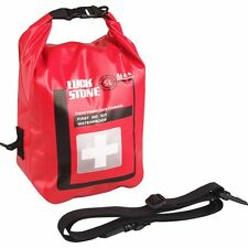 5L Red Empty Large Waterproof Emergency First Aid Kit Dry Bag Medical Pouch