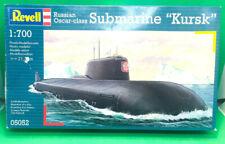 Revell Submarine Russian Oscar Class Kursk Model Kit Sealed Revell 05052