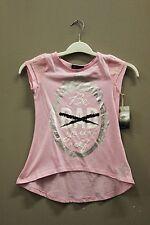 BE YOURSELF PINK T-SHIRT..DISNEY..SIZE: KIDS GIRLS MEDIUM..A.D