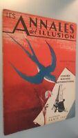 Rivista I Annali Di L Illusione per Lettera N° 20 Special Settembre 1947