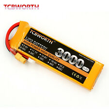 2S 7.4V 3000mAh 25C RC LiPo battery RC Airplane Helicopter xt60 t jst xt90 ec5