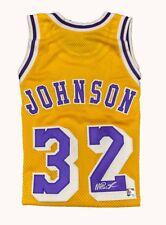 Magic Johnson Los Angeles Lakers NBA Original Autographed Jerseys  6d85f7a96
