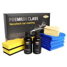 1 Set Premium 9H liquide de voiture en verre cristal revêtement