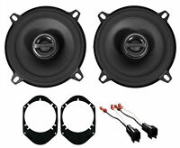 """Alpine S 5.25"""" Front Factory Speaker Replacement Kit For 2007-2008 Ford F-150"""