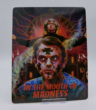 IN THE MOUTH OF MADNESS - Bluray Steelbook Magnet Cover (NOT LENTICULAR)