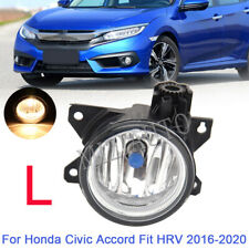 New Fog Light Driving Lamp Front Driver Left Side LH for Honda Civic 2016-2020