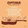 OPTIMA Gold Classical Guitar Strings 1538B - 1 Satz Konzertgitarren-Saiten