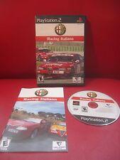 Alfa Romeo Racing Italiano (Sony PlayStation 2, 2006)