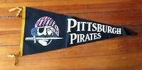 "Vintage 1950s Pittsburgh Pirates MLB Pennant 30"""