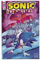 Sonic the Hedgehog #33 2020 Unread Gigi Dutreix Variant Cover B IDW Comics Flynn