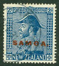 SG 169 Samoa 1926-27. Very fine used CAT £45