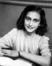 New 8x10 Photo: Anne Frank, Diarist and Holocaust Victim of World War II