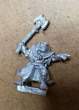 Harlequin Miniatures Fantasy Black Orc Shaman - Metal - Unpainted