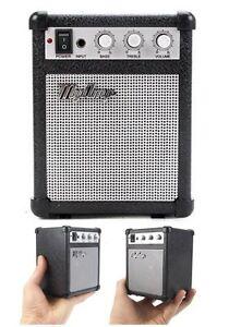 AU - Portable MyAmp Powerful MP3 Mobile Phone Speaker bass and treble controls